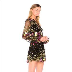 Lovers + Friends Dresses - Lovers + Friends Kensington Mini Dress XS